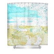 Morning Freshness Shower Curtain