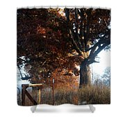 Morning In Tennessee Shower Curtain