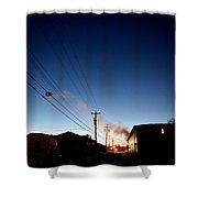 Morning Light 1 Shower Curtain