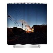 Morning Light 2 Shower Curtain