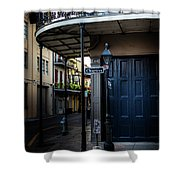 Morning Light In The French Quarter Shower Curtain