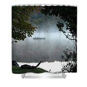 Morning Mist 1008 Shower Curtain