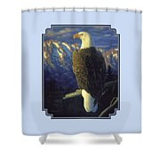 Morning Quest Shower Curtain