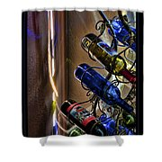 Morning Reflections Shower Curtain by Barry C Donovan