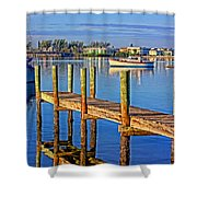 Morning Rest Shower Curtain