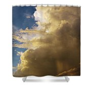 Morning Sky After The Storm Shower Curtain