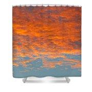 Morning Sky Shower Curtain