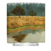 Morning Still Shower Curtain
