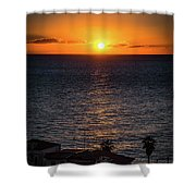 Morning Sun Shower Curtain