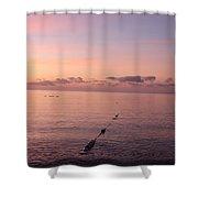 Morning Sunrise 09-02-18 # 3 Shower Curtain