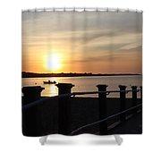 Morning Sunrise 09-02-18 #10 Shower Curtain