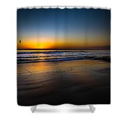 Morning Tones Shower Curtain
