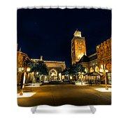 Morocco Pavilion, Epcot, Walt Disney World, Lake Buena Vista, Florida Shower Curtain