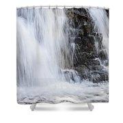 Morrell Falls 4 Shower Curtain