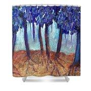 Mosaic Daydreams Shower Curtain