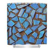 Mosaic No. 31-1 Shower Curtain