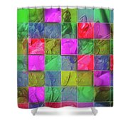 Mosaico Shower Curtain