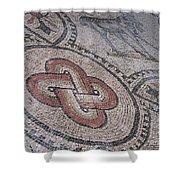 mosaics in Ravenna II Shower Curtain