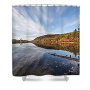 Moss Lake Shower Curtain