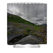 Mossy View Shower Curtain