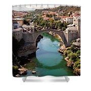 Mostar Shower Curtain