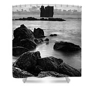 Mosteiros Islets Shower Curtain
