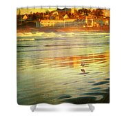 Mostly Maine Xii Shower Curtain