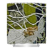 Remembrance I Shower Curtain