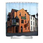 Mother India Restaurant Athlone Ireland Shower Curtain