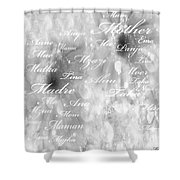 Mother Mother Shower Curtain