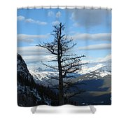 Mother Natures Canvas Shower Curtain