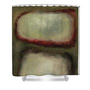 Mother Of Pearl Shower Curtain
