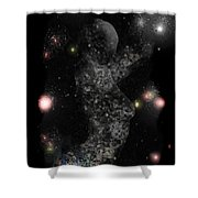 Mother Star Shower Curtain