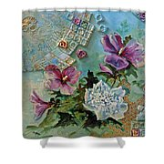 Mothers Althea Shower Curtain