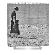 Mother's Child 2 Shower Curtain