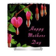 Mothers Day Card 6 Shower Curtain