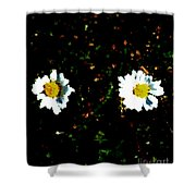 Motif Noir No. 1 Shower Curtain