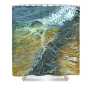 Motion Of The Ocean Shower Curtain