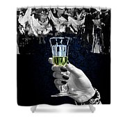 Moulin Rouge  Shower Curtain