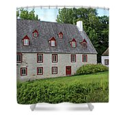 Moulin Shower Curtain
