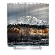 Mount Adams, Washington Shower Curtain