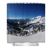 Mount Baker 2 Shower Curtain
