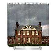 Mount Clare Mansion Shower Curtain