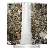 Mount Crawford - White Mountains New Hampshire  Shower Curtain