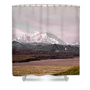 Mount Denali Shower Curtain