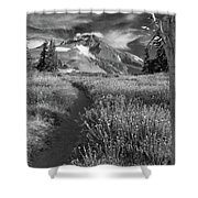 Oregon's Mount Hood Shower Curtain