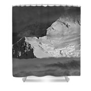 Mount Mckinley Shower Curtain
