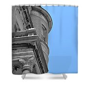 Mount Vernon Place Shower Curtain