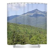 Mount Washington Shower Curtain
