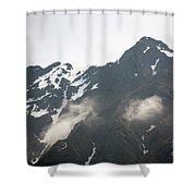 Mountain Alaska A Shower Curtain